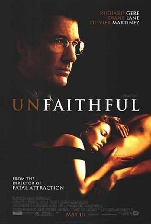 Unfaithful Movie Poster