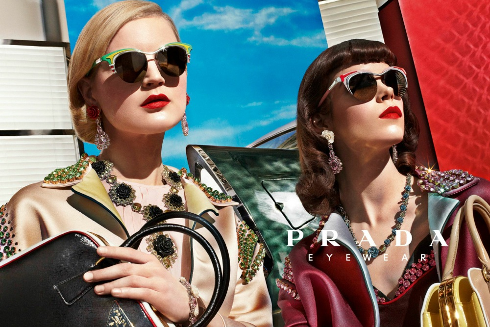 Prada's Spring-Summer 2012-Ad-Campaign-by-Steven-Meisel