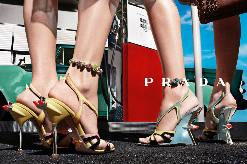 Shoes in Prada's Spring-Summer 2012-Ad-Campaign-by-Steven-Meisel-27