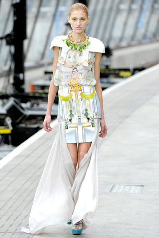 Mary Kantrantzou spring summer 2011
