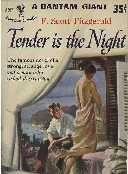Tender is the Night Book Cover