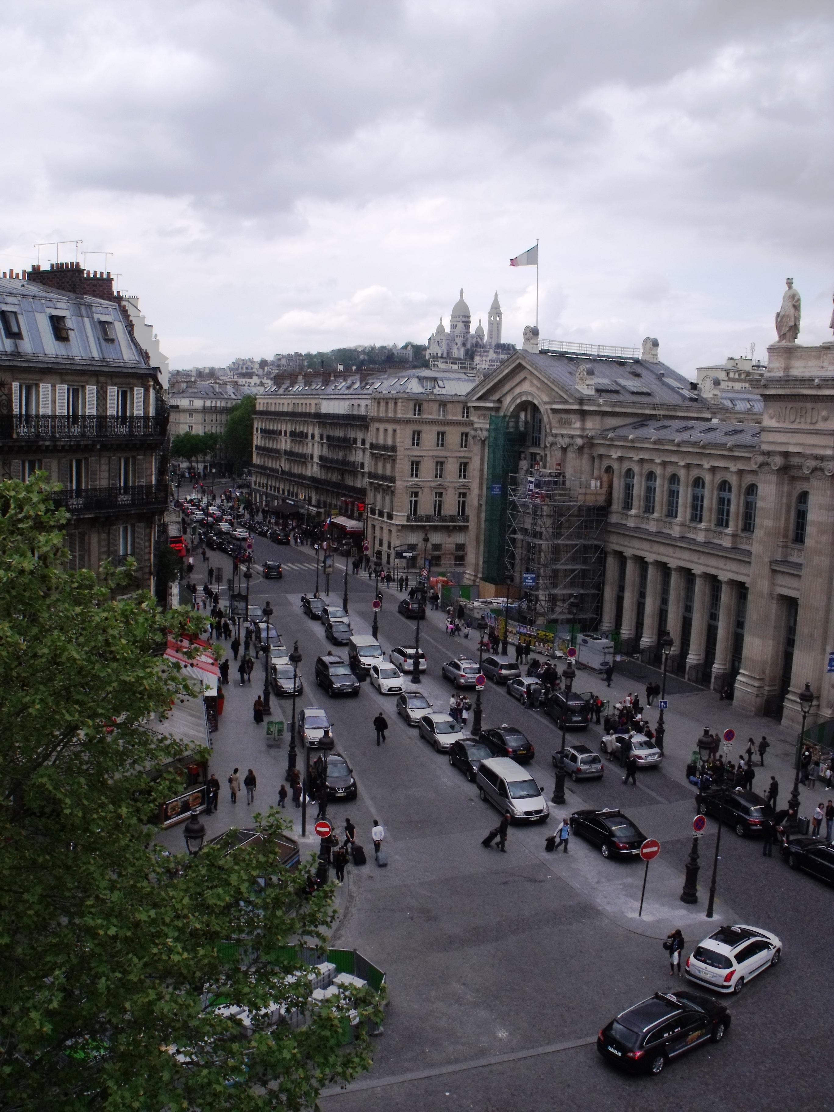 Rue De Saint Quentin Paris