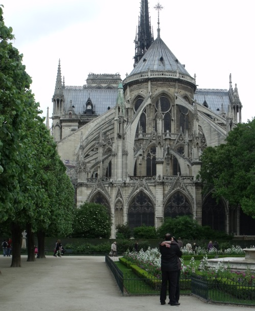 The Notre Dame de Paris