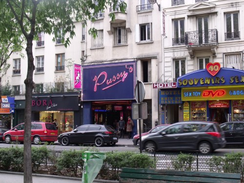 Pigalle Paris