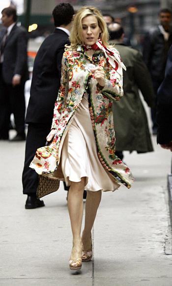 Carrie Bradshaw