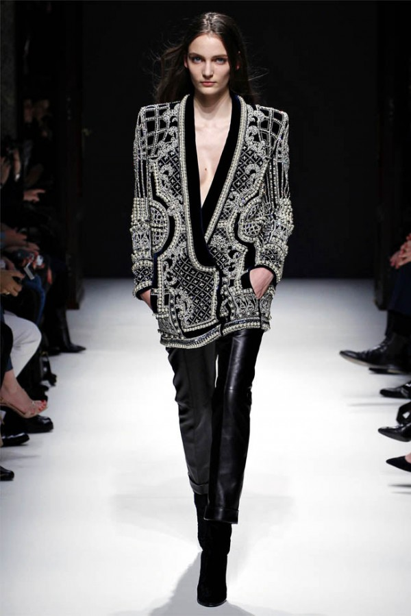 Balmain-Fall-Winter-2012-RTW-collection