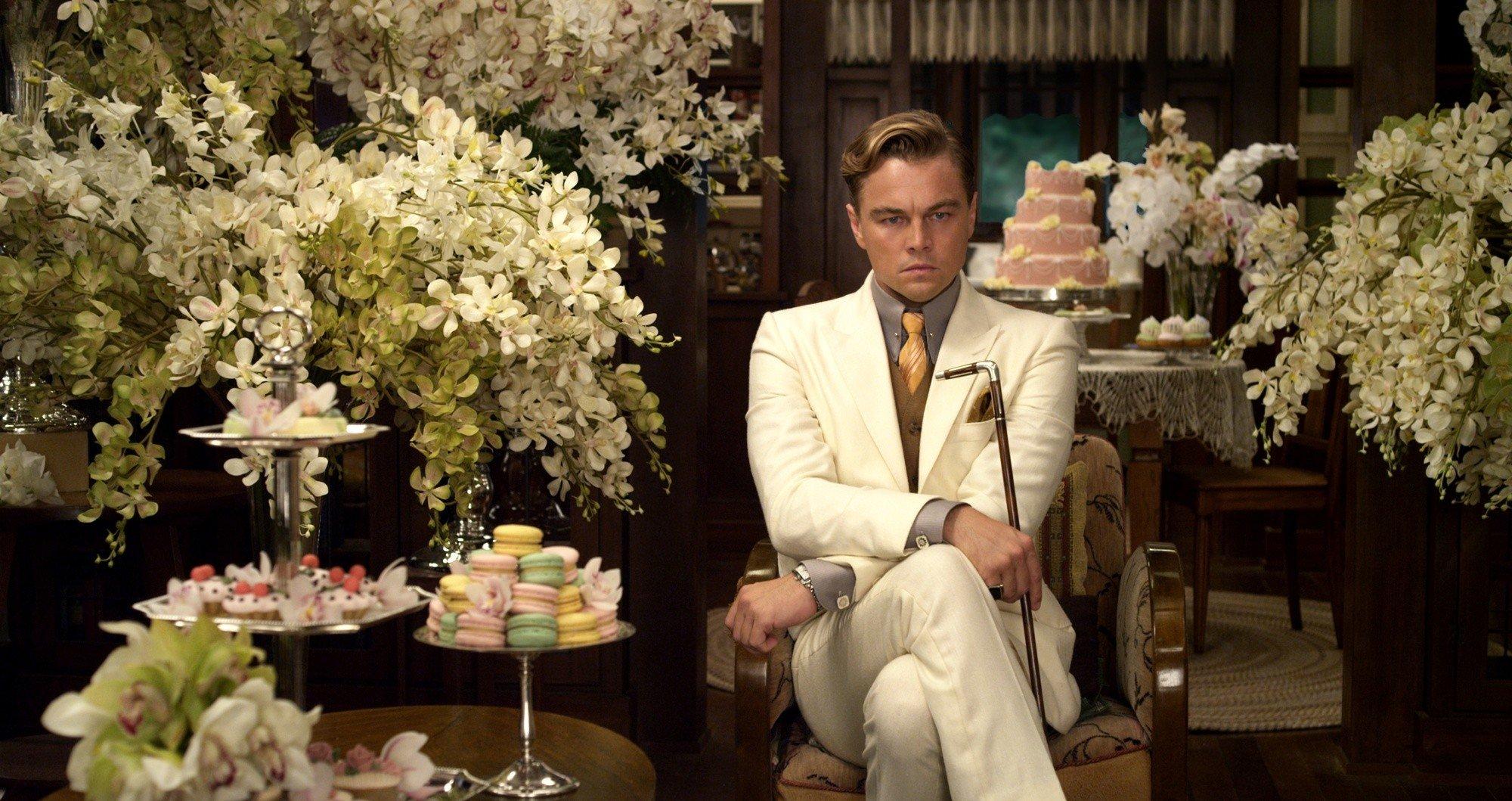 Leonardo DiCaprio - Gatsby