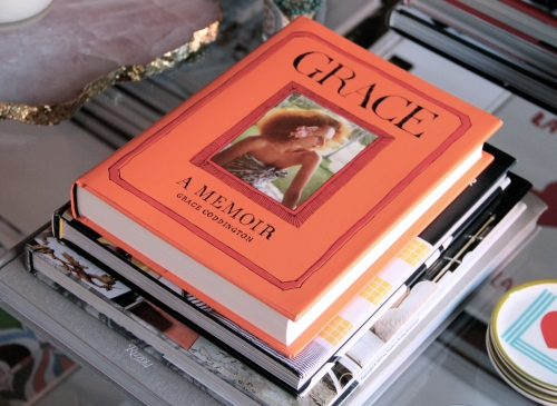 Grace by Grace Coddington - A Memoire
