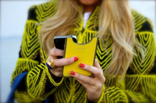 iphone celine