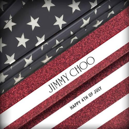 Jimmy Choo 4th July