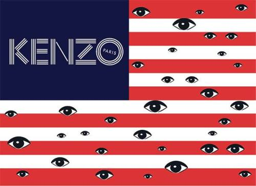 Kenzo 4th July